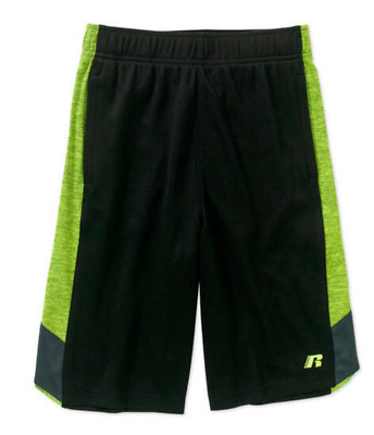 Russell Boys Athletic Shorts (8 Diff Colors) XS, S, M, L, XL, XXL New With Tags