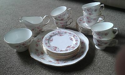 Royal Osborne Bone China Tea Service