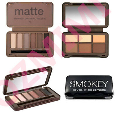 Bys On The Go Palette Nude Matte Contour Travel Size Small Palette