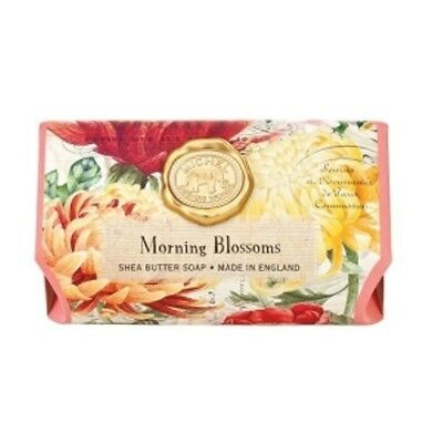 MICHEL Design Works - Morning Blossoms Large Bath Sapone BAR 246g
