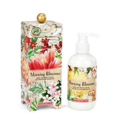 MICHEL Design Works - Morning Blossoms mano e corpo lozione 236 ml