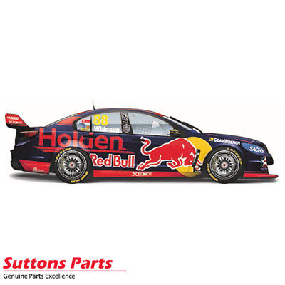 New Authentic 1: 43 Model Red Bull Holden Racing Team Whincup Item 1088-5