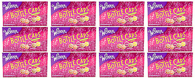 903182 12 x 141.7g THEATRE BOXES OF BOTTLE CAPS THE FAMOUS SODA POP CANDY! USA