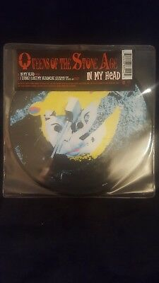"""Queens of the Stone Age - In my Head 7"""" vinyl"""