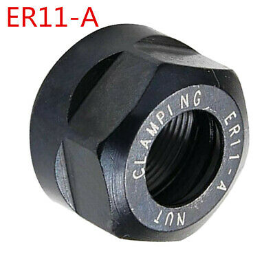 ER11 A Type M14*0.75 Collet Clamping Nut for CNC Milling Chuck Holder Lathe Tool