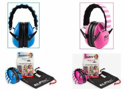 Alpine Music Safe Ear Muffy Hearing Protection for Kids Children