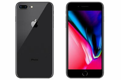 Neuf Apple iPhone 8 Plus A1864 64Go Space Gris Unlocked+Gift 2 Ans Garantie