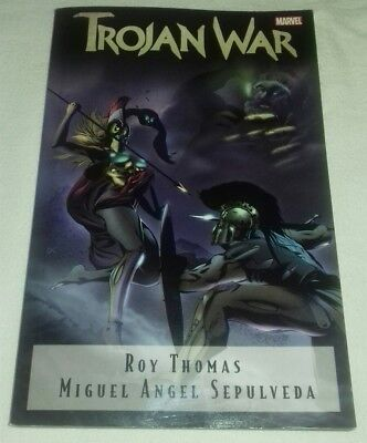 The Trojan War GN-TPB (Marvel Classics), Thomas, Roy,