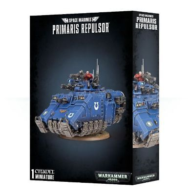 Space Marines - Primaris Repulsor - FREE SHIPPING