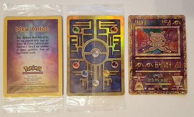 Pokemon Card TGC - Ancient Mew - Mew Antico - Nuova e Sigillata