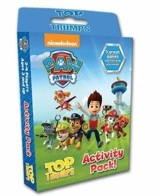 New Top Trumps Paw Patrol Activity Pack