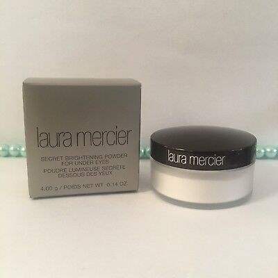LAURA MERCIER- Secret Brightening Powder Puder Brightener- Setten von Concealer
