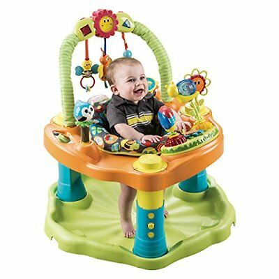 Evenflo ExerSaucer Double Fun Saucer Bumbly