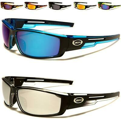 e82011372d8 Extreme Sports Cycling X-Loop Sunglasses Big Wrap Running Golf Fishing  Driving