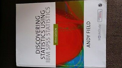 Discovering Statistics using IBM SPSS Statistics by Andy Field 4th edition