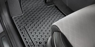 Genuine Kia Sportage 2016-2018 Rubber Floor Mats / All Weather Mats - F1131ADE10