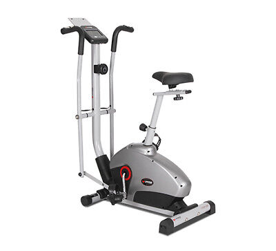 New Lifespan Fitness Exer60H Dual Action Exercise Bike