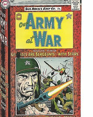 """Our Army At War # 148 - """"Generals Don't Die!""""  - 1964 DC About Nr/Mt - Beautiful"""