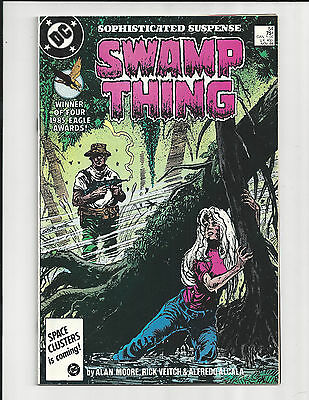 Swamp Thing #54 (Nov 1986, DC)