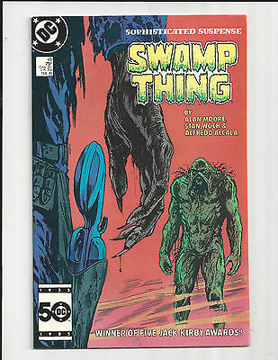Swamp Thing #45 (Feb 1986, DC)