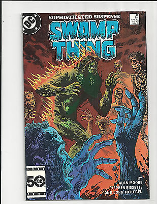 Swamp Thing #42 (Nov 1985, DC)