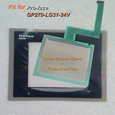 Film Fit for Pro-face GP37W2-BG41-24V 1-Year Warranty Touch Screen Glass