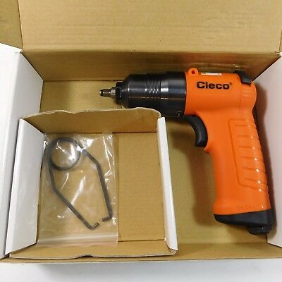 "Cleco 1/4"" Air Impact Wrench 13,000 rpm Pistol Grip 90 psi  CWC-250R"