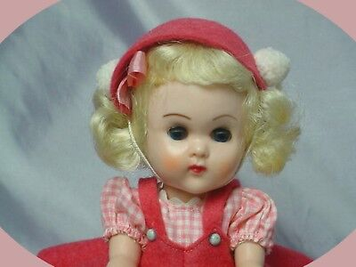 VOGUE BKW Ginny Blonde Doll Tagged Jumper Outfit DARLING