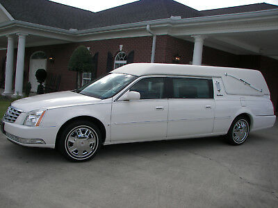 2008 Cadillac Other  Cadillac Hearse