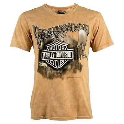 Deadwood Harley-Davidson® Men's Sam Short Sleeve T-Shirt