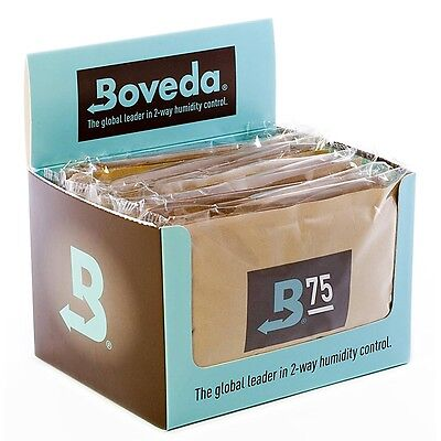 Boveda 2-Way Humidity Control 75% (60 gram) - Cube 12