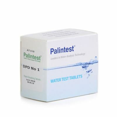 Palintest DPD No.1 Rapid Dissolve Tablets (100) - Type: 100 per pack