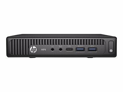 NEW HP MP9 G2 Retail System Intel i3-6100 4GB 500GB Windows Embedded Standard 7