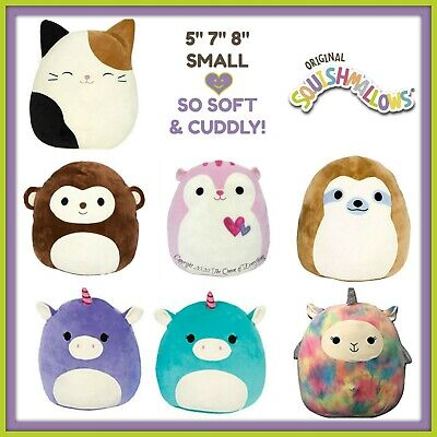 """Kellytoy Squishmallow 8"""" 13"""" 16"""" & Clip Many Varieties HOT TOY Hard to Find!!"""
