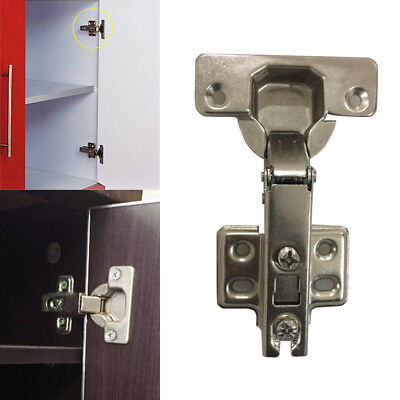Safety-Door-Hydraulic-Hinge-Soft-Close-Full-Overlay-Kitchen-Cabinet-Cupboard-Hot