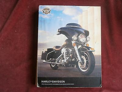 Harley Davidson genuine motor accessories and genuine motor parts 2002