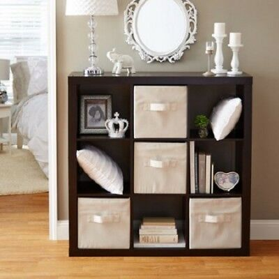 Better Homes And Gardens Storage Cubes 4 Cube Organizer Bookcase