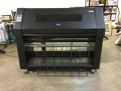 Summa DC4SX Thermal Graphics Printer w/ Cutter + Extras