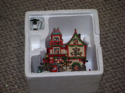 Department 56 Glass Ornament Works