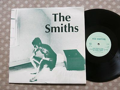 """THE SMITHS William It Was Really Nothing ORIGINAL UK MAXI 12"""" EP"""