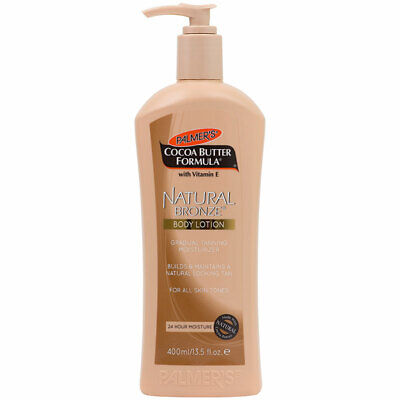 Palmers Cocoa Butter Natural Bronze Body Lotion 400mL