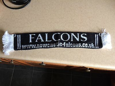 Newcastle Falcons Rugby Window Scarf