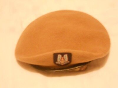 SAS Beret Brand new with Badge attached size 59