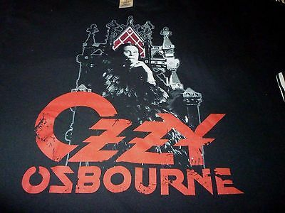 Ozzy Osbourne Shirt ( Used Size XL ) Very Good Condition!!!
