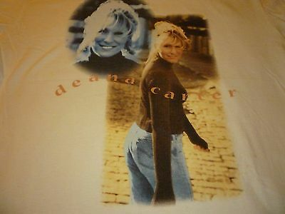 Deana Carter Vintage Tour Shirt ( Used Size L Nice Condition!!!