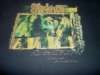 Slipknot Shirt ( Used Size L ) Good Condition!!!