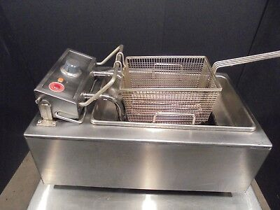 Fryer Wells Table Top / Electric 208 Volt   >>> !! Free Shipping!!<<<   $495.00