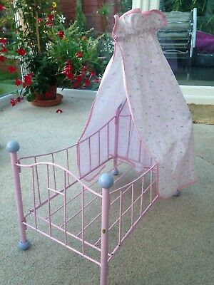 Baby Annabell Cot/Bed With Drapes