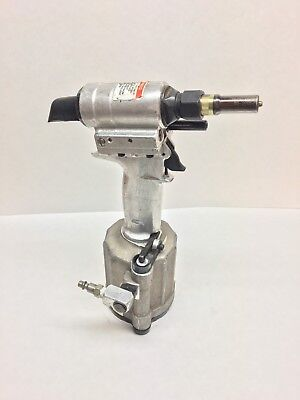 Huck 244 Power Riveter W/ 99-2701 Nose Assembly Aircraft Tool