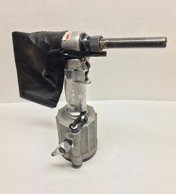 Huck 244 Power Riveter W/ Nose Assembly Aircraft Tool